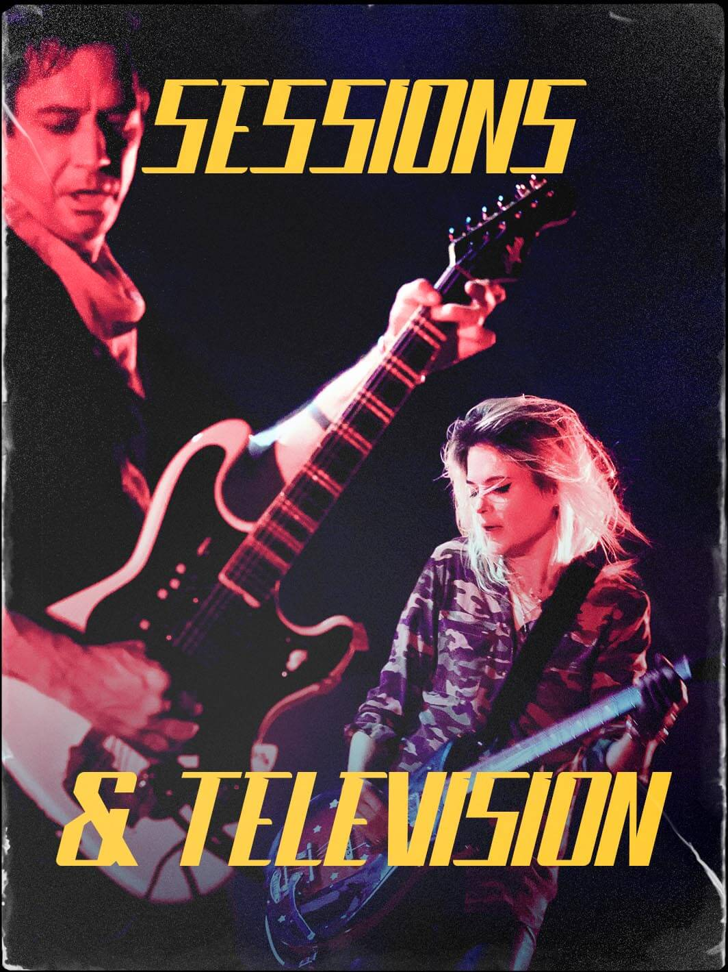 Sessions & Television